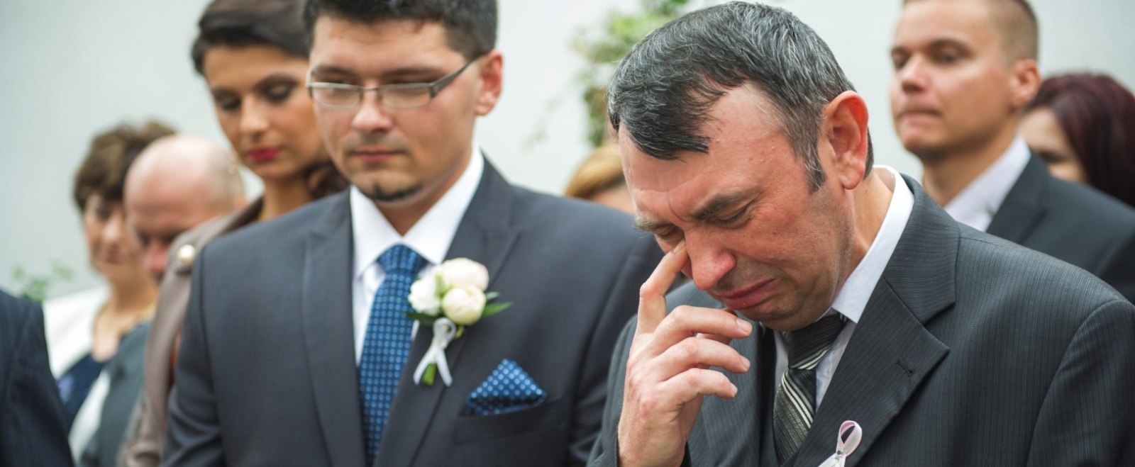 Hogyan kezeld az érzelmeket az esküvőn?